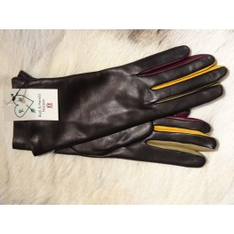 Skind handsker