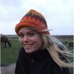 Hæklet hat