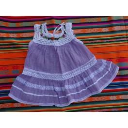 Lille pige kjole