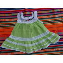 Sommer kjole baby