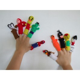 Fingerdukker film