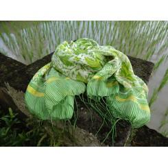 Silke tørklæde Indonesien