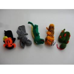 Africa fingerdukker
