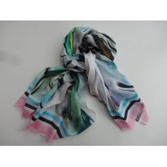 Ny bomulds tørklæde