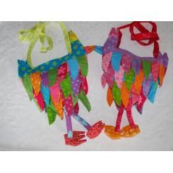 Taske som kylling