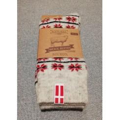 Sokker 80 % uld