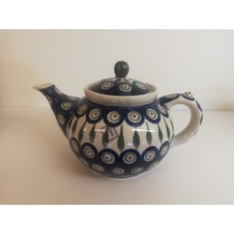 Tekande i polsk stentøj / keramik