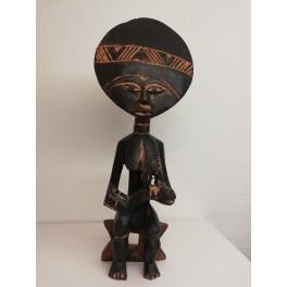 Afrikansk træfigur