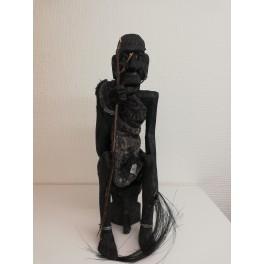 Afrikansk træ figur