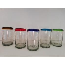 TILBUD store mexicanske vandglas