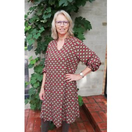 Janne K viskose kjole