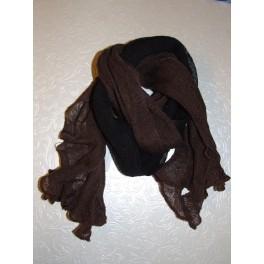 Tørklæde i hør